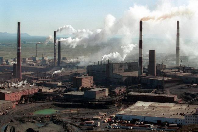 Промышленные выбросы в атмосферу реферат 8669